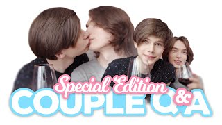 Couple Q&A - Special Edition [COUPLE CHALLENGE]