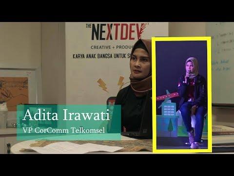 Telkomsel Gelar Showcase The NextDev Academy di  Makassar