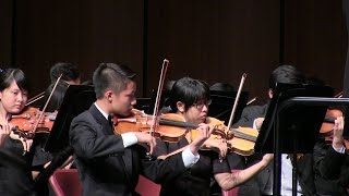 Arcadia High School Orchestra III - @ 2014 AUSD Fall String Concert
