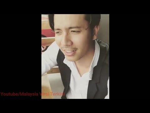 'Apa Kau Buat Semalam Atau 2 Hari Lepas' Michael Ang Baham Fatah Amin Selepas Kahwin Dengan Fazura!