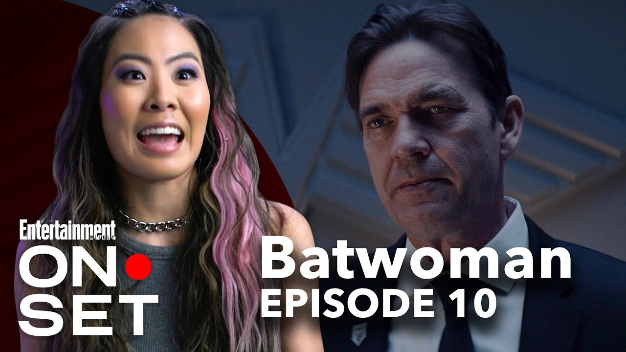 On Set with Batwoman: 'Time Off for Good Behavior' 2x10 Recap | Ep 10