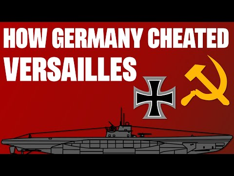 How Germany Cheated Versailles