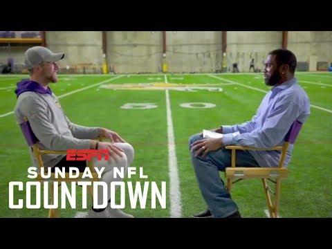 Adam Thielen's unorthodox journey to the NFL | NFL Countdown | ESPN