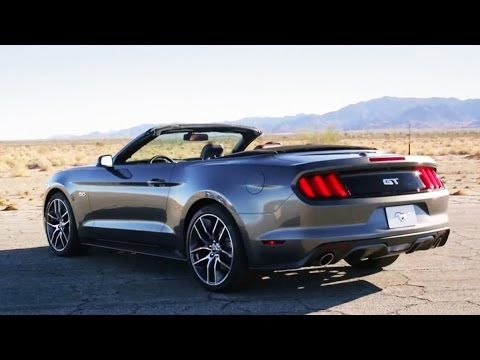 Top Down: What's new in convertible cars for summer 2015
