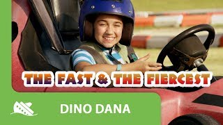 The Fast and The Fiercest - Dino Dana: Episode Promo