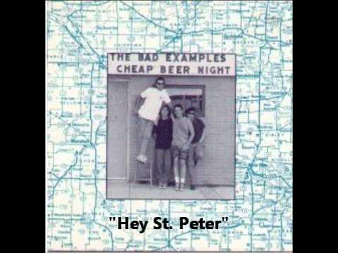 Hey St Peter