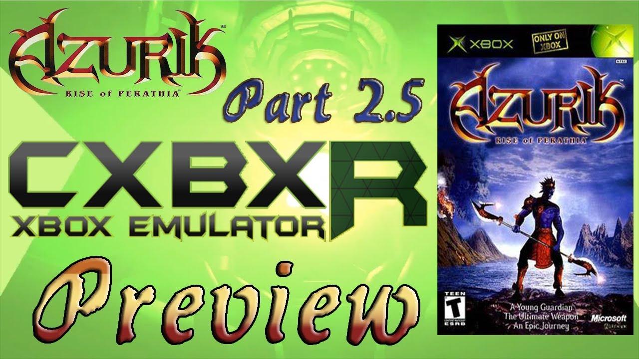 Azurik: Rise of Perathia - Forum - AZURIK EMULATOR CXBX