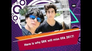 Video Here is why SRK will miss IIFA 2017! - Bollywood News download MP3, 3GP, MP4, WEBM, AVI, FLV Agustus 2017