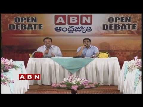 Open Debate On Andhra Pradesh Capital Amaravati Progress - Part 1 26 08 2016