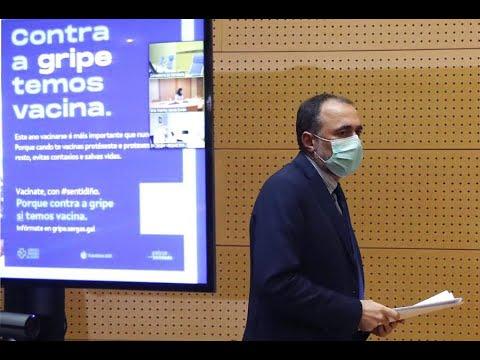 Sanidade analiza las restricciones en Galicia
