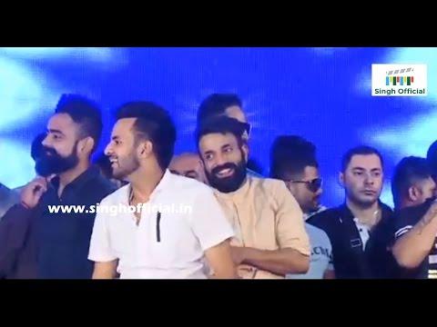 Amrit Maan | Happy Raikoti | Dilpreet Dhillon | Live Video Performance Full HD Video 2017