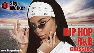 (1 Hour) Old School 2000s 90s Hip Hop RnB Music Mix | DJ SkyWalker | OldSkool Black Music