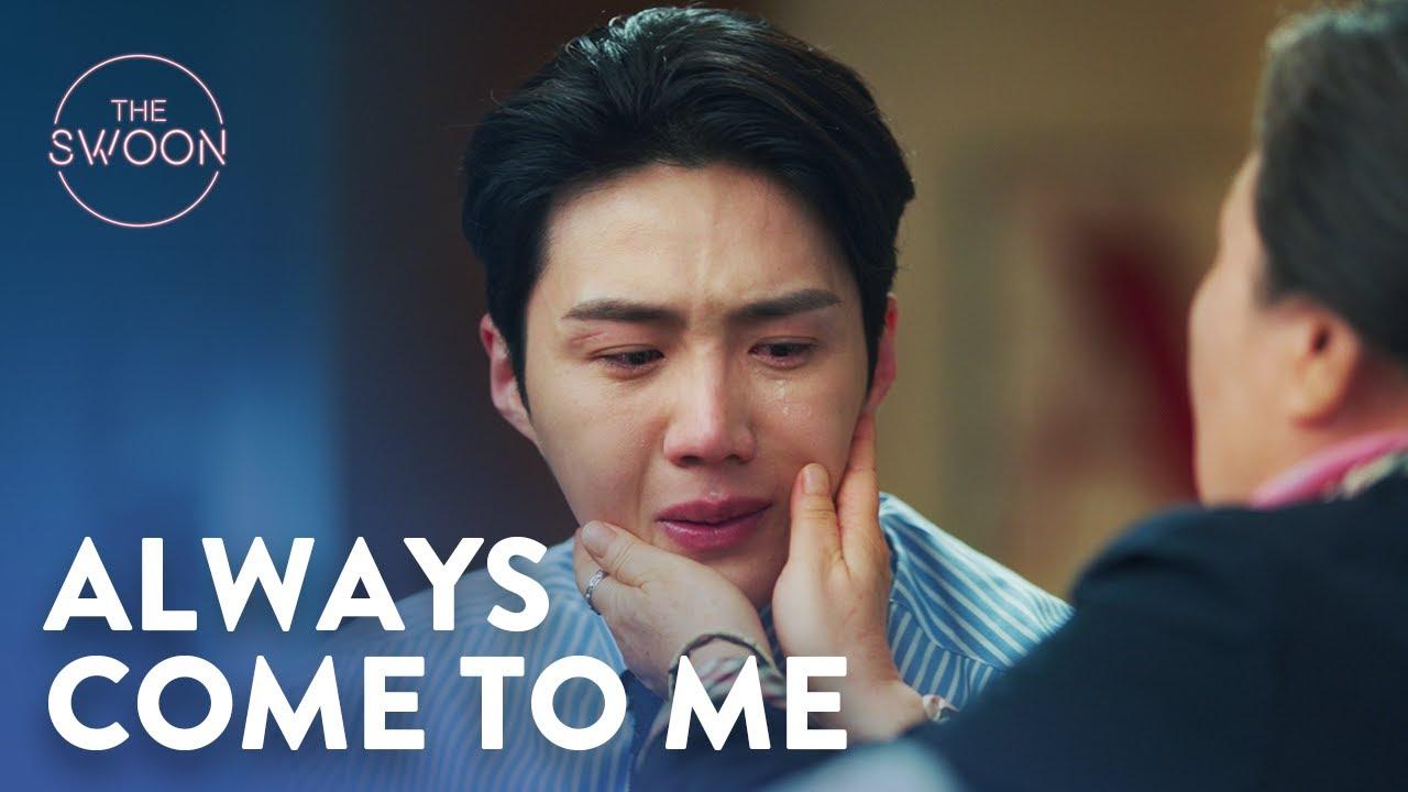 Download Kim Seon-ho cries in Grandma's warm embrace   Start-Up Ep 16 [ENG SUB]