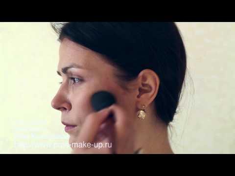 как изменить лицо макияжем