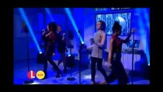 Little Mix - Love Me Like You on Lorraine (9/11/2015)
