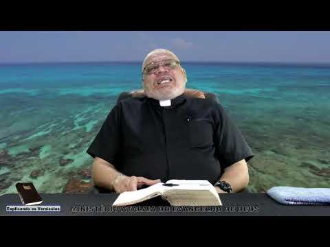 Explicando os versículos - 66 - Ministério Atalaia de Deus