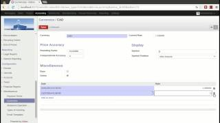CurrencyChanging in Odoo 8
