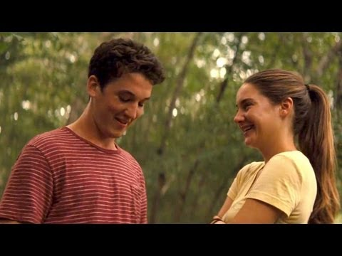 "Thumbnail: THE SPECTACULAR NOW ""First Kiss"" Movie Clip"