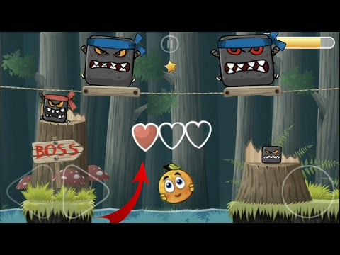 COVER ORANGE BALL IN DEEP FOREST SMACKING BOSS (ONE LIFE CHALLENGE) ALL LEVEL