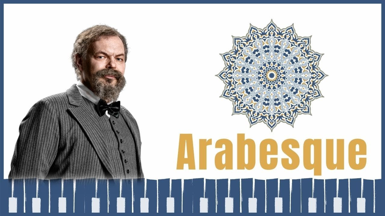 🧚 ARABESQUE (DEBUSSY) | Partitura  Lenguaje Musical Solfeando N.º 150