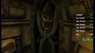 Gothic Speedrun (No OoB) in 11:09