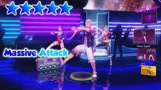 Dance Central 3 - Massive Attack (DC2 Import) - 5 Gold Stars