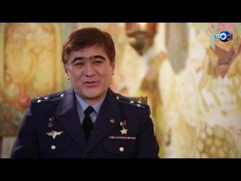 Космонавт  Салижан Шарипов