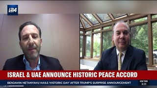 Emirate Jewish Community and Special Advisor to Bahrain King on Israel-UAE Peace Deal