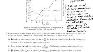 AP Biology Essay Question Google