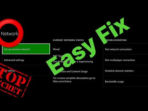 Stop Disconnecting From Xbox Live In 4 Seconds. (2017) (Very Easy)
