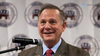 Roy Moore Get Rid Of Amendments Banning Slvery  Letting Women Vote