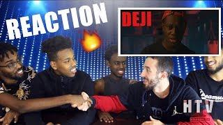 Deji - Wasteman (Jake Paul Diss Track) REACTION!!