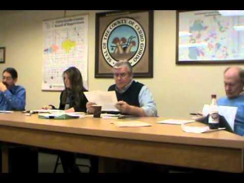 CG Supervisors 2012-01-24