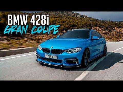 BMW 428i Gran Coupé Test Sürüşü / 340 Beygiri Ile F36 440i Kadar Güçlü