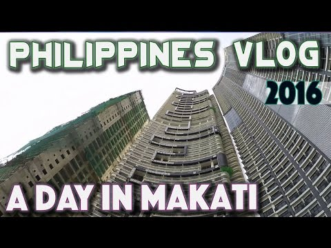 Philippines | A day in Makati | Asia Travel VLOG