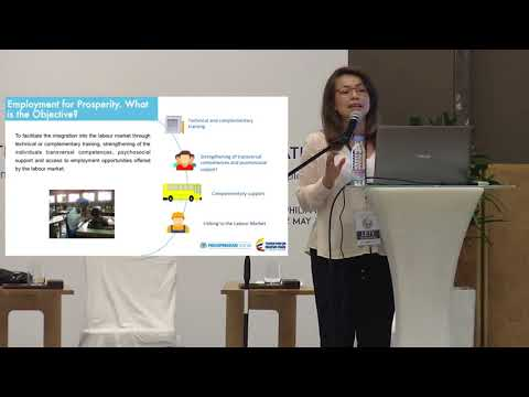 Presentation on Employment for Prosperity (Spanish)