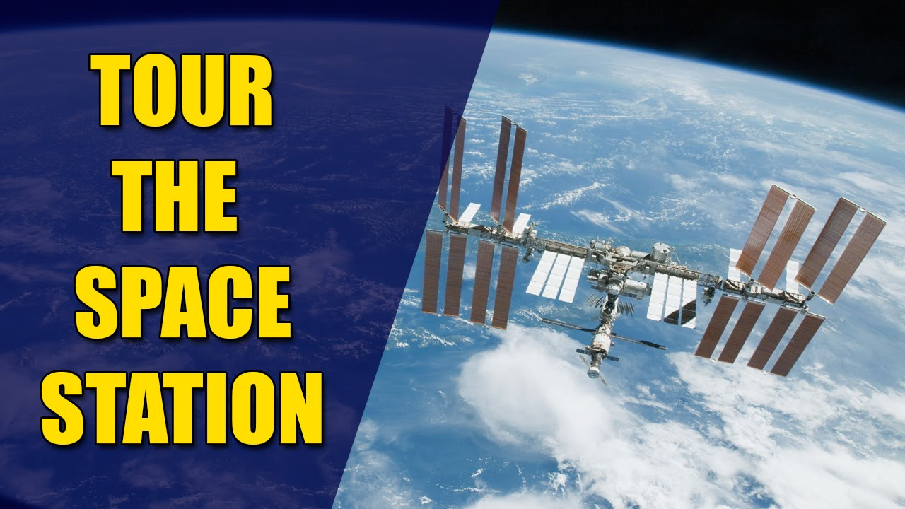 Essay on visit to space station