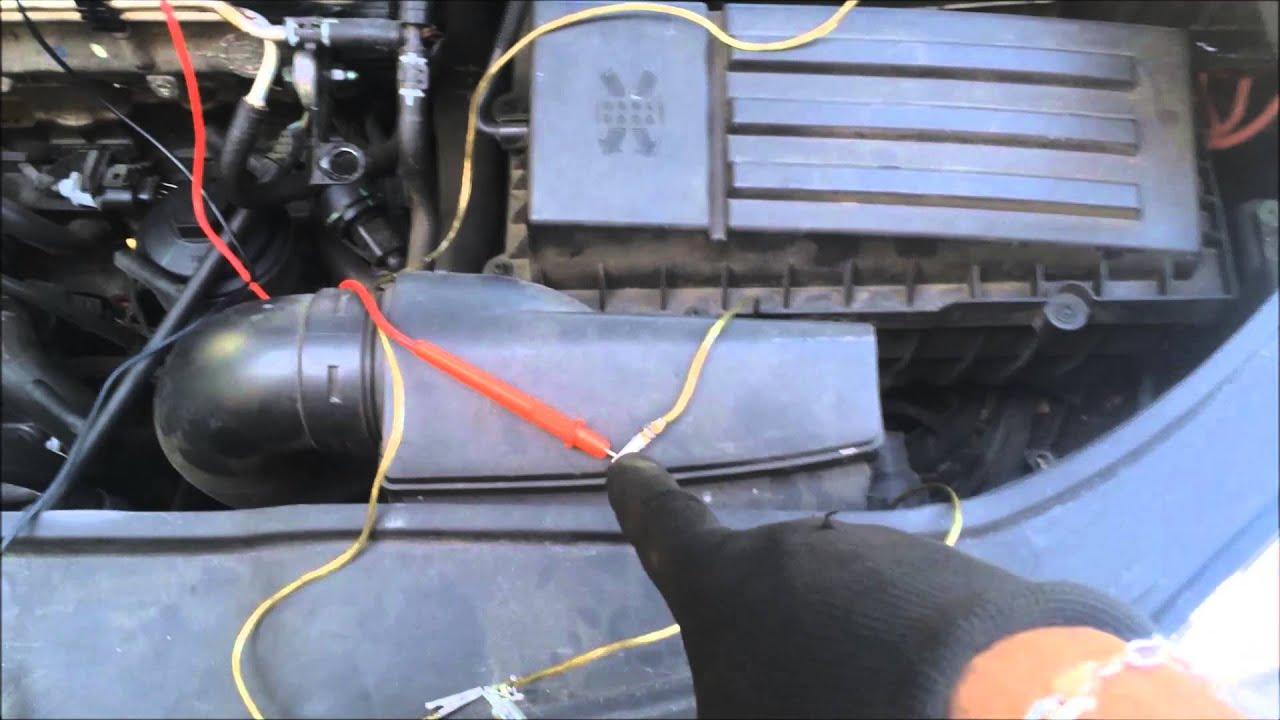 2006 Jetta Fuse Box Diagram 2006 Jetta Tdi Glow Plug P0674 Youtube
