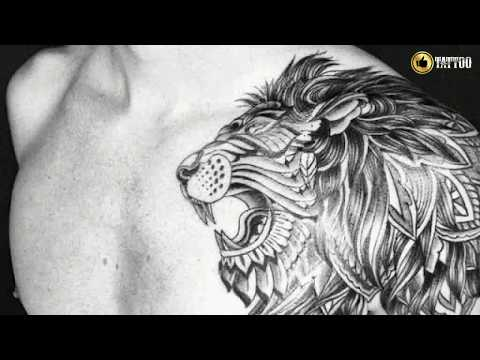 Best Lion Tattoo Design Idea