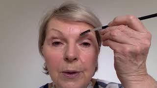 Makeup For Older Woṁen How I Apply My Eye Makeup