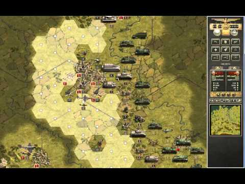 Let's Play: Panzer Corps (041): Final Stand At Berlin (1/3): Der Untergang