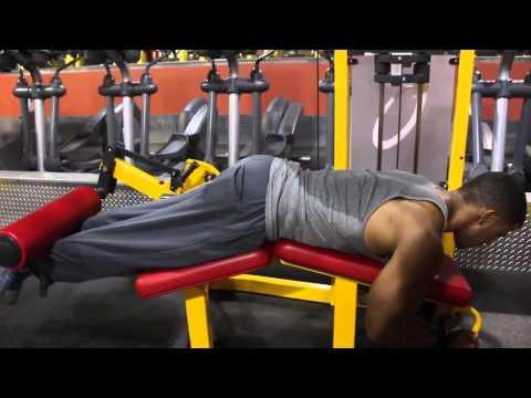My 5 Days Workout Routine