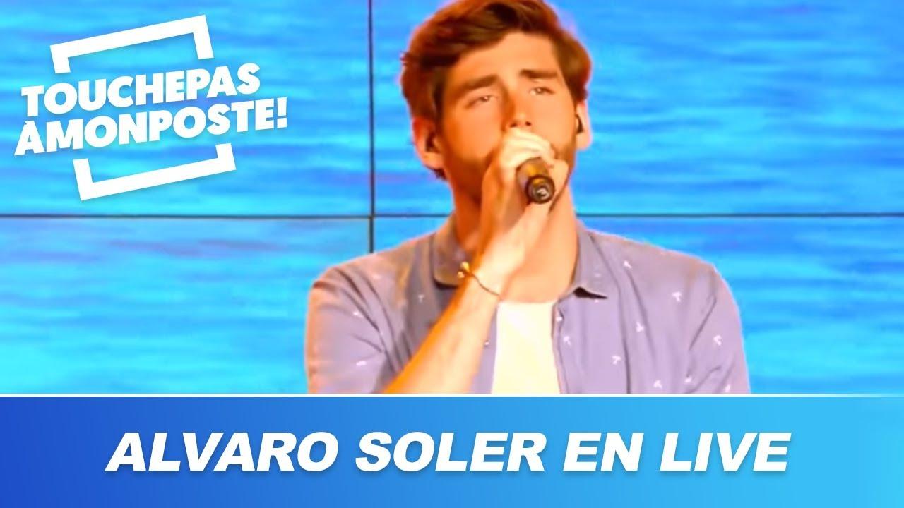 Alvaro Soler - La Cintura (Live @TPMP)