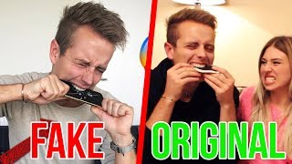 Julienco zerbeißt iPhone? - Fake Check