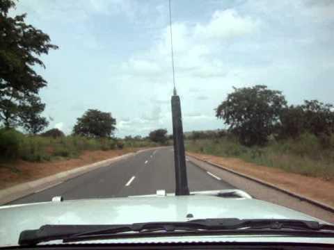 Evaluation de la route Kinshasa-Kikwit