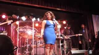 "Stephanie Mills ""I Have Learned To Respect The Power Of Love"" BB Kings 3/6/14"