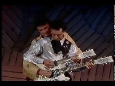 Mark Moseley - Guitar Medley - No. 1 West - 1988