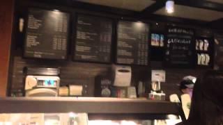 Starbucks no Norte shopping
