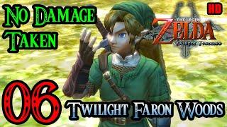 Zelda Twilight Princess Wii 100% Walkthrough 1080p HD Part 6 - Twilight Faron Woods
