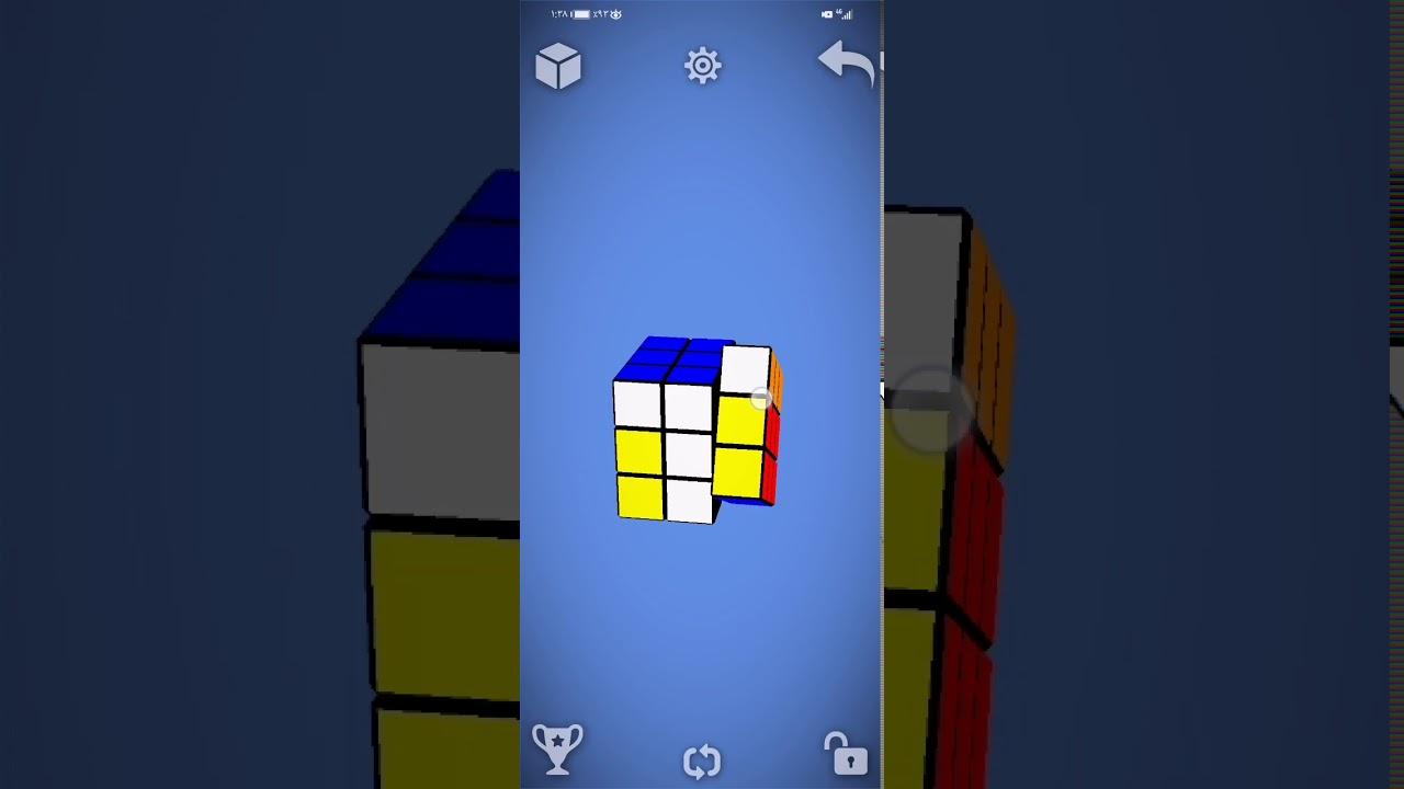 أقوى خدعة في مكعب روبيك 3×3×3
